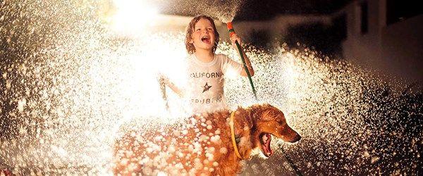 Çocuk fotoğrafçıların gözünden çocuklar ve tatil (Çocuk fotoğraf yarışması)