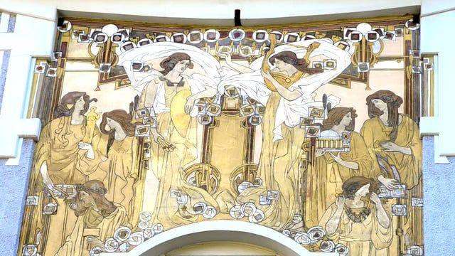 El Art Nouveau dejó en Amberes y en Bruselas un buen puñado de edificios. Los…