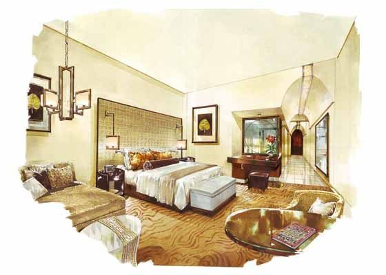 The Finishes And Textures Within These Drawings Are So Well Conveyed Hand Rendered Interiors