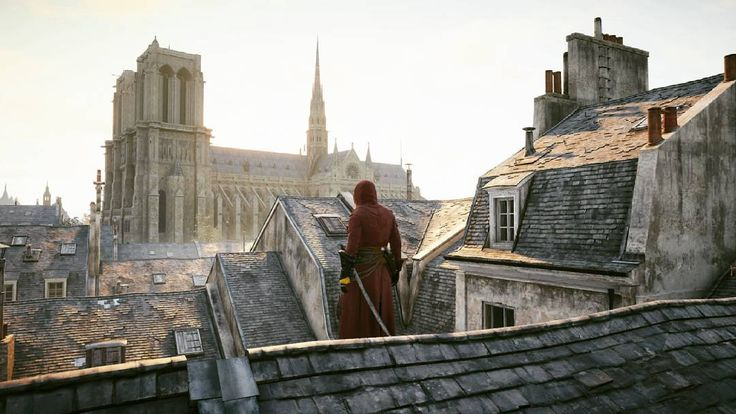 One of the last Unity shots for today and the next three or four days #ac #assassinscreed #unity #assassinscreedunity #arno #arnodorian #arnovictordorian #paris #france #french #city #sightseeing #notredame #church #building #architecture #18thcentury #frenchrevolution #assassin #screenshot #game #videogame #gamer #gaming #ps4 http://xboxpsp.com/ipost/1495594068800012059/?code=BTBauGvAX8b