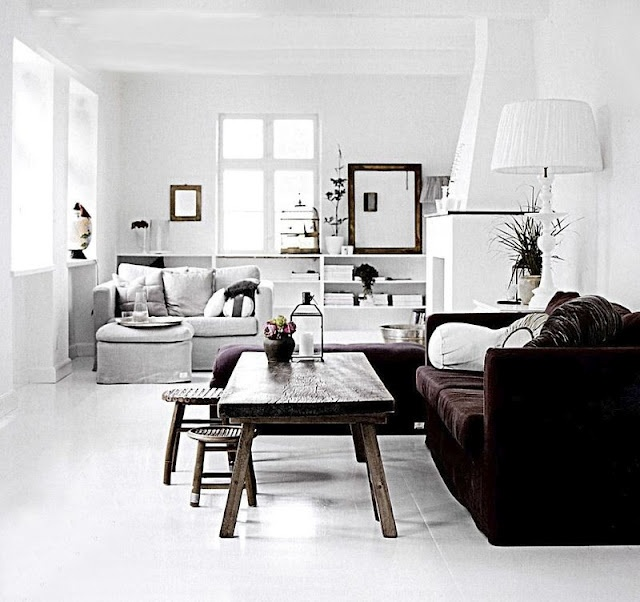 White And Brown Living Room 50 best brown and white rooms ♢ images on pinterest