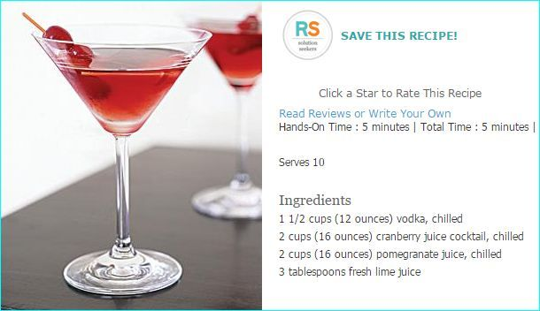 28 Awesome Summer Drink Ideas