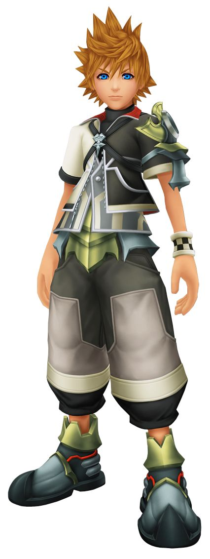 kingdom hearts ventus | ... keyblade apprentice protagonist origin kingdom hearts birth by sleep