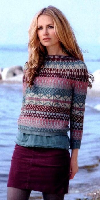 korotkij-pulover-spicami-s-zhakkardovym-uzorom (351x700, 65Kb)
