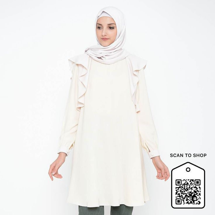 Yuhuuu... Safi tunic now also available at blibli.com and hijup.com. To shop at our store simply cek www.eclemix.com or scan the code with your smartphone. You can also contact our admin at : line@: @eclemix  or WA: 081326004010. Happy shopping :) . #eclemix #eclemixcatalog #hijab #fashion #ootd #bandung #localbrand #beauty #top #bliblisekarang