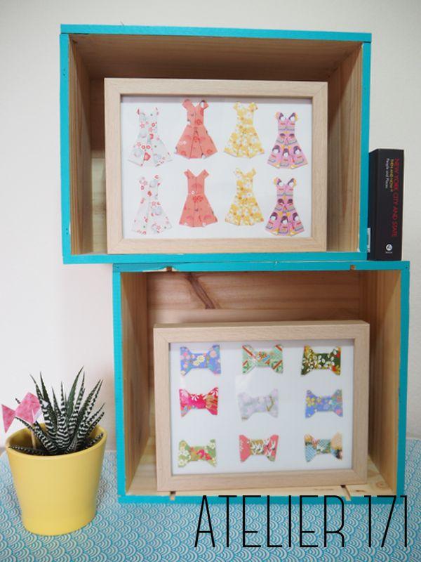 Frames - origami paper atelier171.com