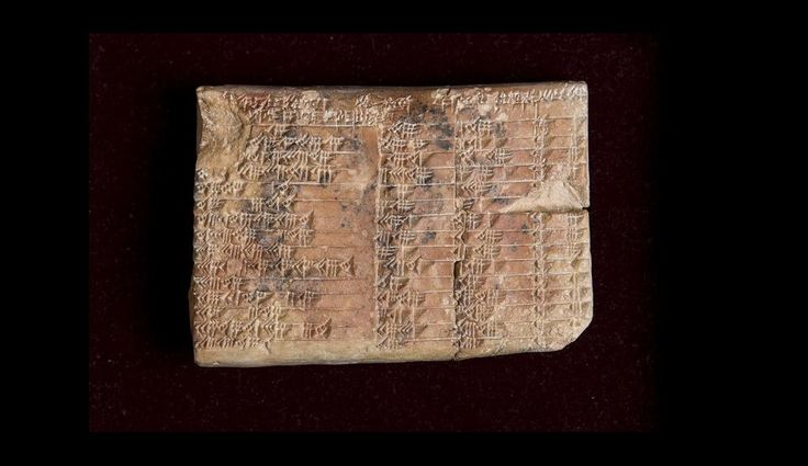 Mathematical mystery of ancient Babylonian clay tablet solved - HeritageDaily - Heritage & Archaeology News