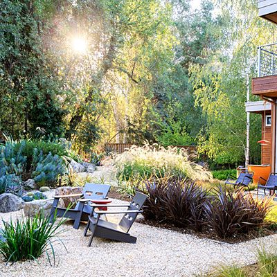 25 best ideas about low water landscaping on pinterest for Low water front yard ideas