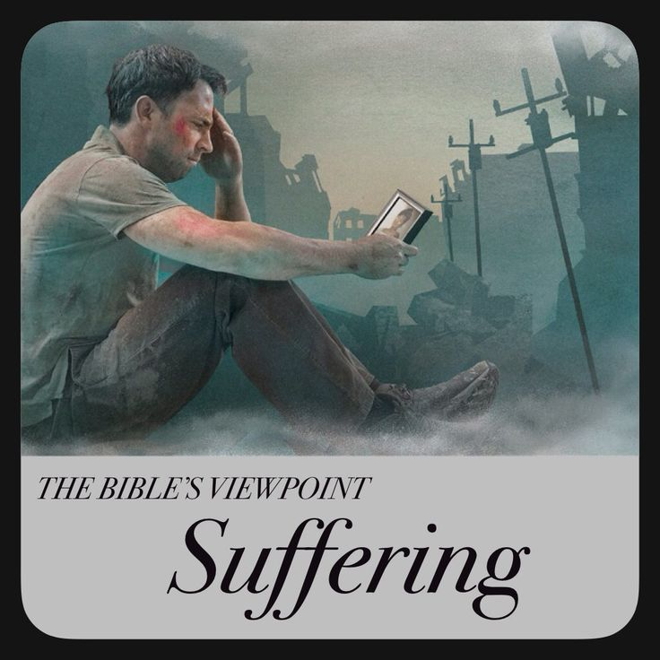 Making Sense of Suffering | Christian Bible Studies