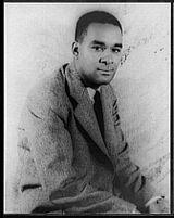 African-American literature -Richard Wright, photographed by Carl Van Vechten, 1939