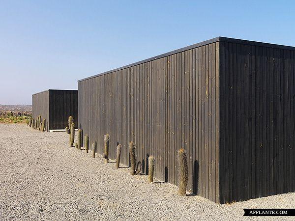 Glass House in Huentelauquen, Chile // 01ARQ Architecture   Afflante.com