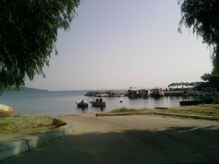 Neos Marmaras in Halkidiki