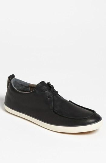 Chukka-style construction classes up a cool street sneaker shaped from soft leather for a smooth stride. Color(s): black leather, brown leather. Brand: CAMPER. Style Name: Camper 'Romeo'... More Details