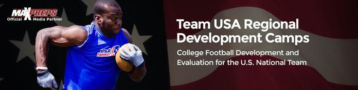 Team USA Trials Registration | Youth Football | USA Football | Football's National Governing Body