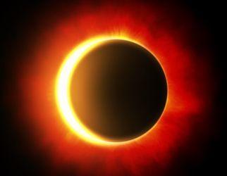 Danmark i mørke: Nu kommer vildeste solformørkelse i 15 år Foto: Shutterstock