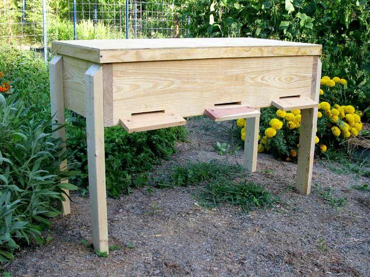 Natural Beekeeping | Free Plans | Long Langstroth Hive