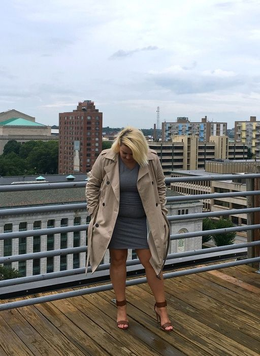 Fall is almost here and that means it's time to get your trench coats. This one is from old navy and is comfortable, affordable, and super trendy. It'll never go out of style. Get the rest of the details on TheNewDemure.com  #ssCollective #ShopStyleCollective #MyShopStyle #ShopStyleFestival #ootd #mylook #lookoftheday #currentlywearing #getthelook #wearitloveit #fallfashion #fashionblogger