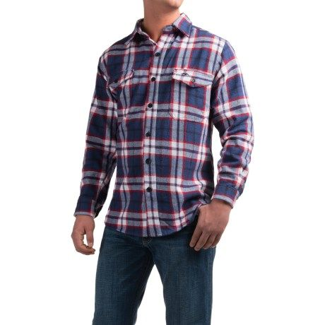 Pacific Trail Cotton Brawny Flannel Shirt (For Men) - Save 50%