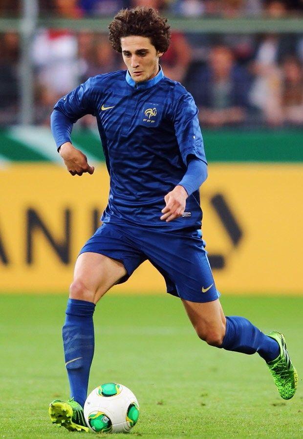 Adrian Rabiot - PSG Central Midfilder
