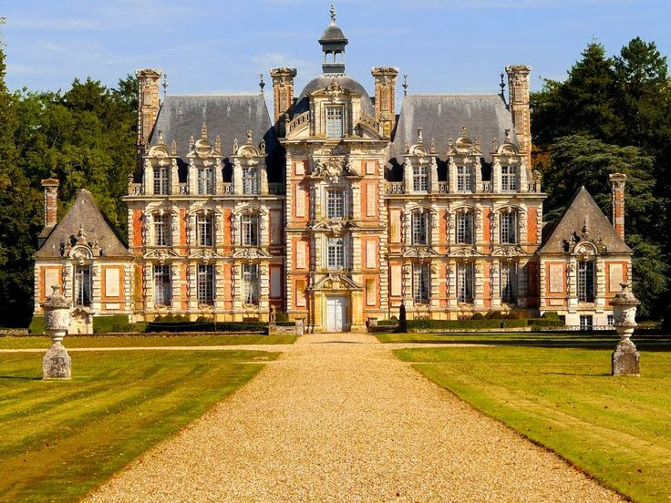 33 best Beaumesnil images on Pinterest Castles, Chateaus and Normandie