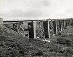 Moorabool Viaduct, Geelong - Ballarat line / Victorian Railways