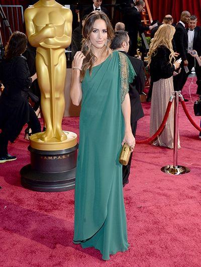 Louise Roe @ Oscars 2014