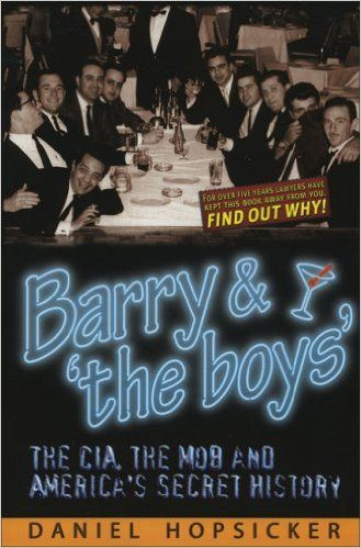 Barry & 'the Boys': The CIA, the Mob and America's Secret History: Daniel Hopsicker.  Barry Seal was a key player in the same Iran/Contra narcotics trafficking operations as Cathy O'Brien.