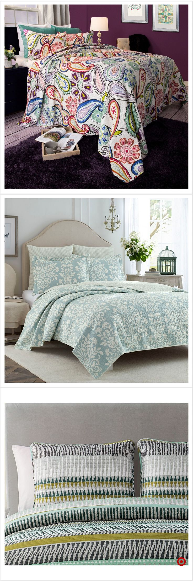 Shop Target for quilt set you will love at great low prices. Free shipping on orders of $35+ or free same-day pick-up in store.