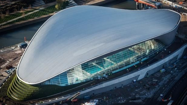 The London Aquatics Centre | Sport and fitness in Stratford, London
