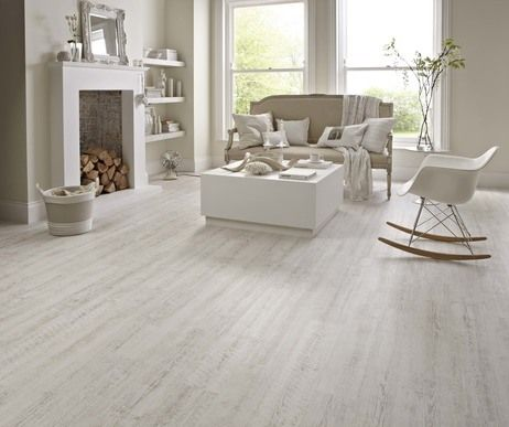 Designflooring Rubens Wood White Painted Oak