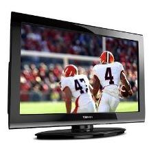 Toshiba 32C120U 32-Inch 720p 60Hz LCD HDTV (Black) Auction