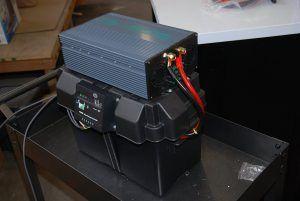 7. OG 110 Solar Power Generator