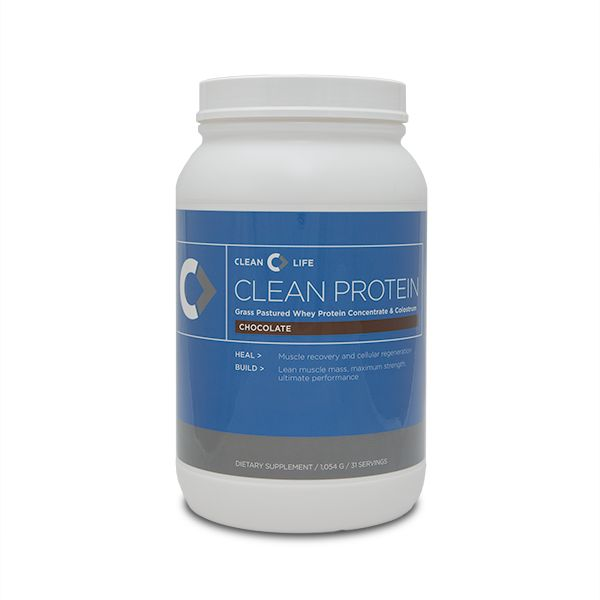 GRASS PASTURED WHEY PROTEIN CONCENTRATE & COLOSTRUM  The cleanest most powerful protein supplement available.  CLEAN: We combine our cold processed whey from grass pastured cows with the ultimate superfood, Clean Colostrum. No GMOs, hormones, chemicals, pesticides, antibiotics, or artificial ingredients. http://www.cleanlifeusa.com