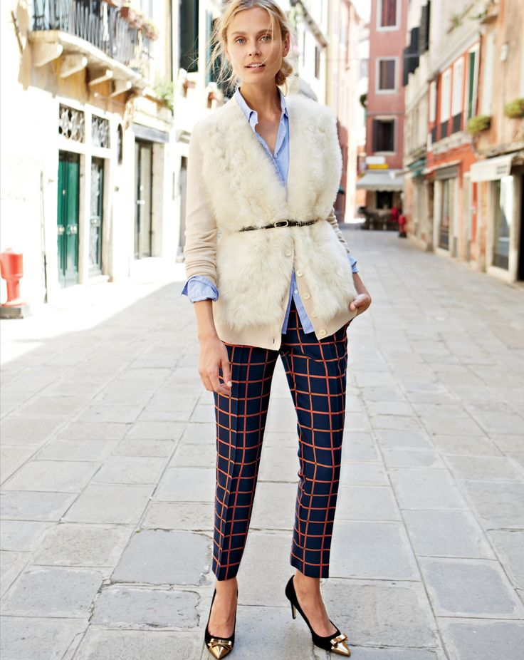 @J.Crew debuts its October style guide right here on Pinterest!