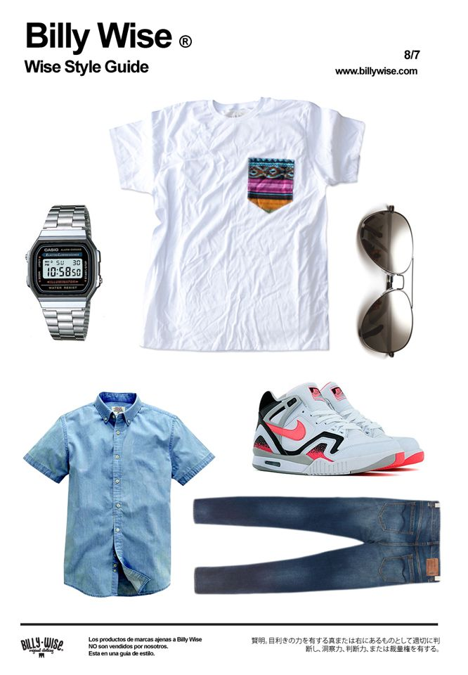 Tribal Pocket Outfit