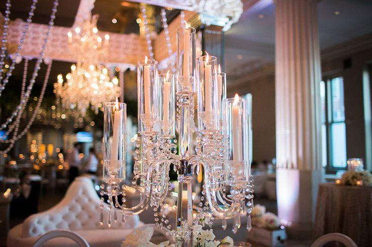 Extravagant Wedding Decor by Plants N' Petals   Photo: Civic Photos