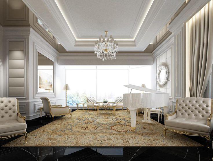 Bedroom interior design   private villa  abu dhabi. 17 Best images about BEDROOM on Pinterest   Dubai  Dubai