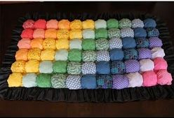 Bubble Quilt multicolor - HANDY DIY