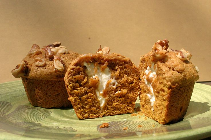Pumpkin Cream Cheese Muffins | Once A Month Meals | Freezer Cooking | OAMC