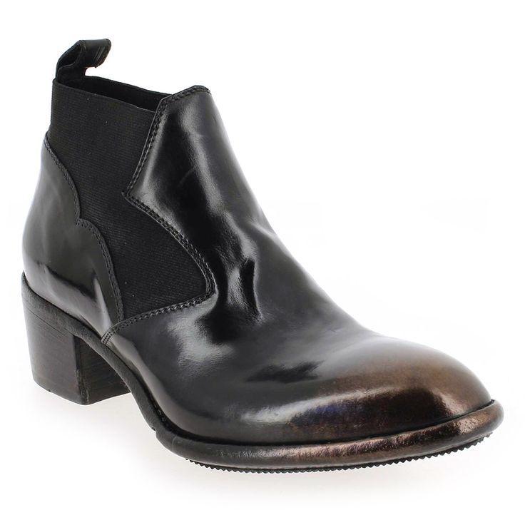 Tendance Chaussures 2017/ 2018 : Chaussure Lemargo AP03A Noir 5439301 pour Femme | JEF Chaussures 289