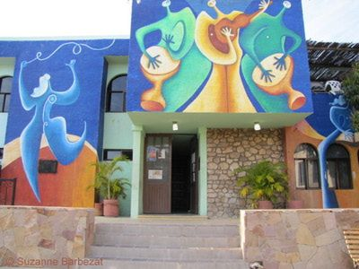 Cultural center in San Jose Del Cabo