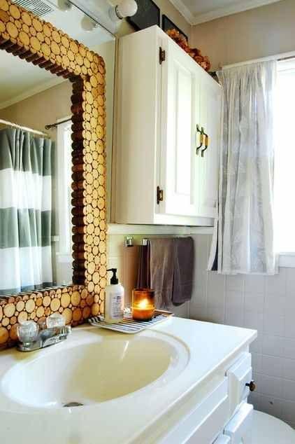 21+ Bathroom Mirror Ideas that are Beautiful and Decorative 2018 Midcentury modern bathroom Ikea bathroom Powder room Bathroom inspiration Specchio bagno Mirror ideas #MirrorIdeas #Bathroom #BathroomIdeas #BathroomMirror #SmallBathroom #SmallBathroomMirror #BathroomRemodel #PaintColors #Faucets #Sconces #BuilderGrade #AccentWalls #House #TowelRacks #Chandeliers #Colour #Fun #Tips #SlidingDoors #DressingTables #Pictures