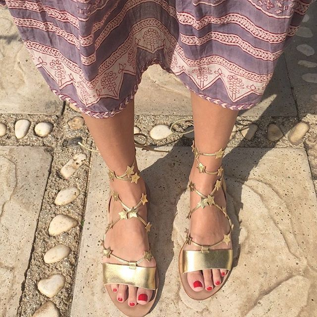 my starla sandals always come with me on vacation #xxjessie