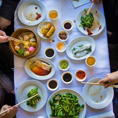 Dim sum Chinatown Guide with Nom Wah's Wilson Tang | Tasting Table NYC - dim sum suggestions always welcome