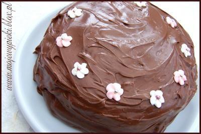 Old - fashioned chocolate cake