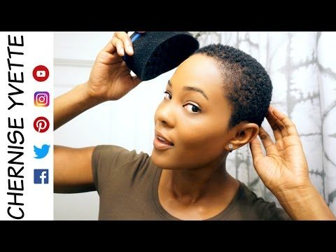 The Big Chop Aftermath Quick Natural Hair Routine On Twa