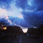 Los días empiezan a ser + largos y +bonitos en Madrid Esther Bazo (EstherBaZo) en Twitter