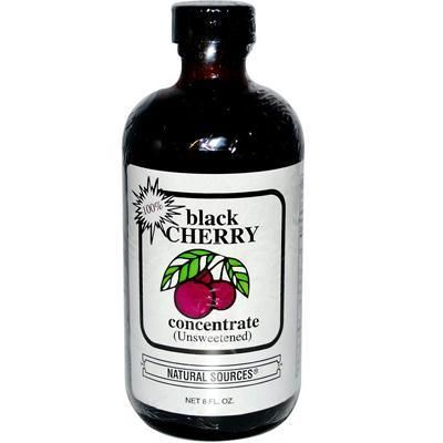Nature's Source Black Cherry Concentrate (1x8 Oz)