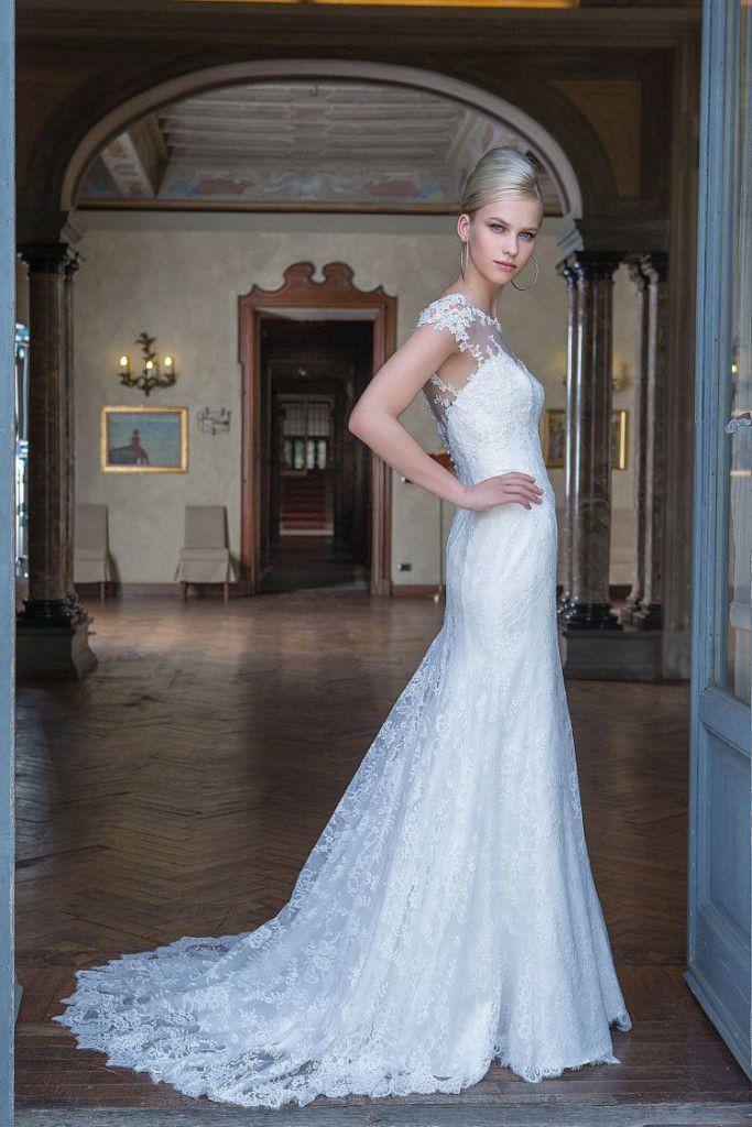 Model: Rosemarie - Collezione Glamour di Gloria Saccucci Spose