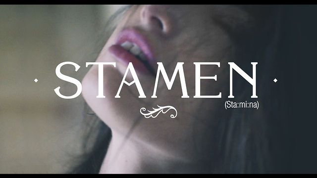 """Stamen"" , a sensual fashion film from Calum Macdiarmid"